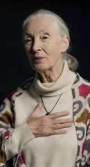 Jane Goodall's boodschap