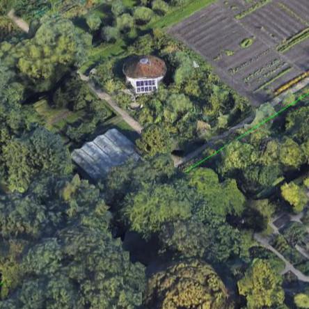Eetbaar Park en directe omgeving